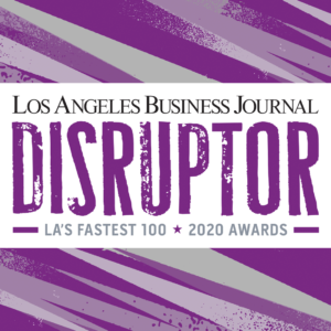 JJLA - LA Business Journal Disruptor Award